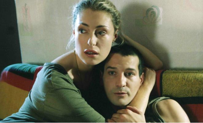 Ярослав Бойко и Мария Шукшина в фильме «Я тебя люблю»