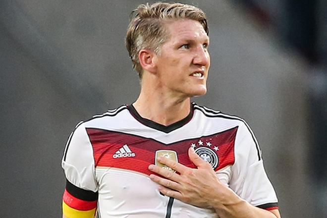 Бастиан Швайнштайгер в сборной Германии
