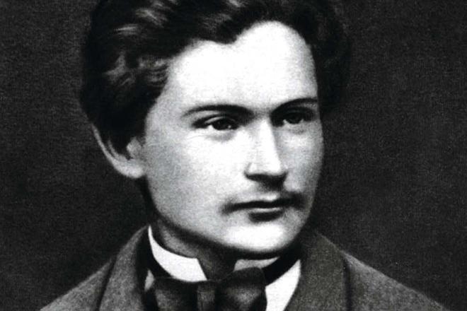 Иван Франко в молодости