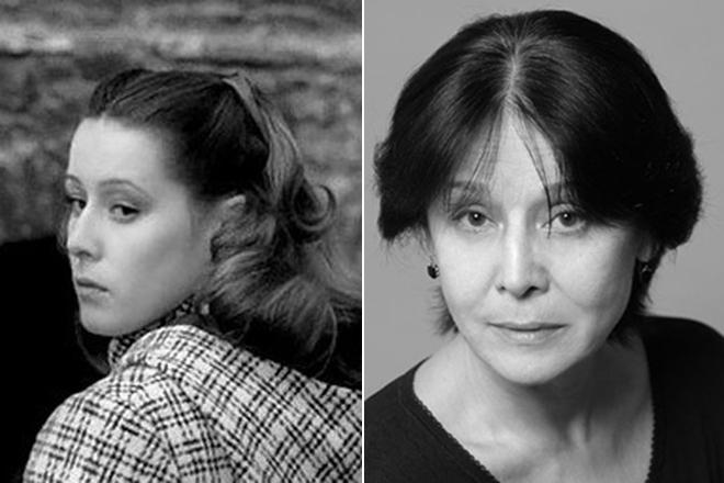 Актриса Елена Прудникова