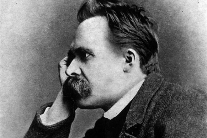 Мыслитель Фридрих Ницше