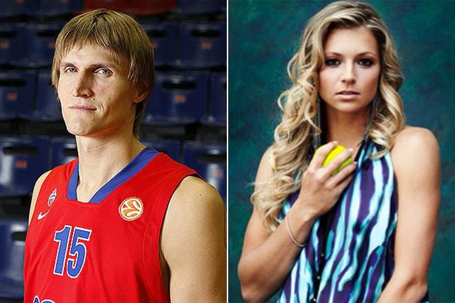 Андрей Кириленко и Мария Кириленко
