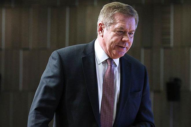 Геннадий Гатилов в 2018 году