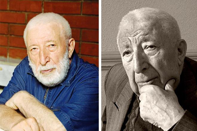 Расул Гамзатов в последние годы