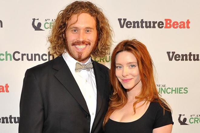 Ти Джей Миллер и его жена Кейт Гурини