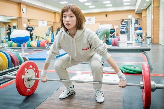 Ли Сон Ген в дораме «Фея тяжелой атлетики Ким Пок Чу»
