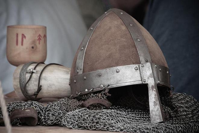 Ивар Бескостный погиб в Англии