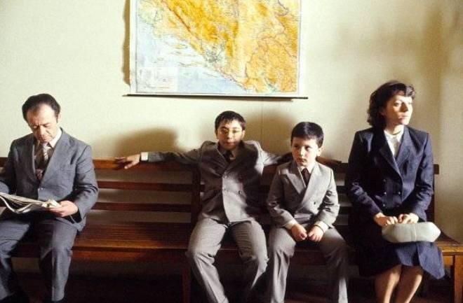 Кадр из фильма «Папа в командировке»