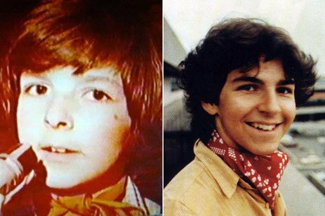 Томас Андерс в детстве и юности