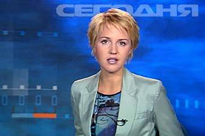 Юлия Бордовских на канале ТВ-6