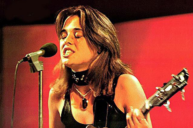 Сьюзи Кватро на сцене