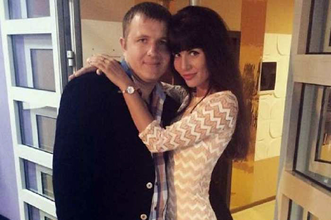 Илья Яббаров и Александра Гозиас