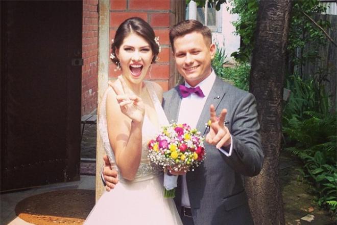 PLC и его жена Алина