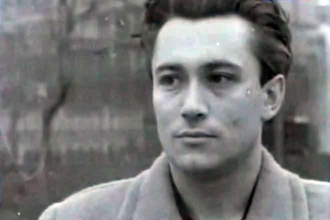 Юрий Нагибин в молодости