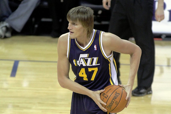 Андрей Кириленко в НБА