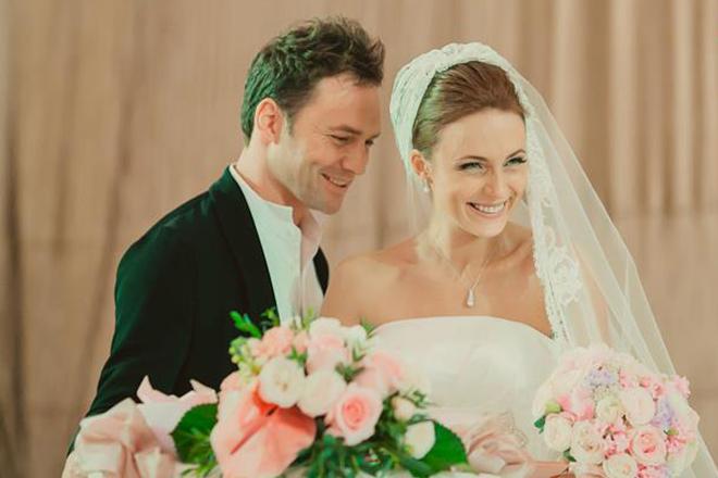 Свадьба Виктора Васильева и Анны Снаткиной