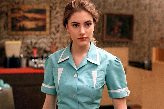 Мэдхен Амик в сериале «Твин Пикс» 1990 года
