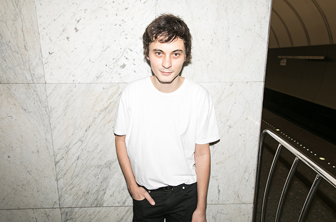 Александр Терехов в 2017 году