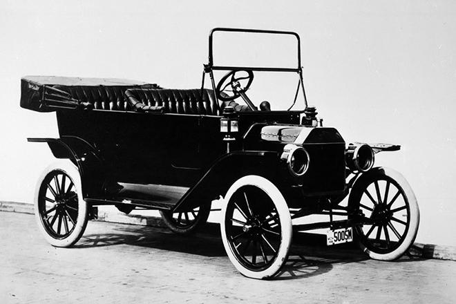 Автомобиль Генри Форда модели