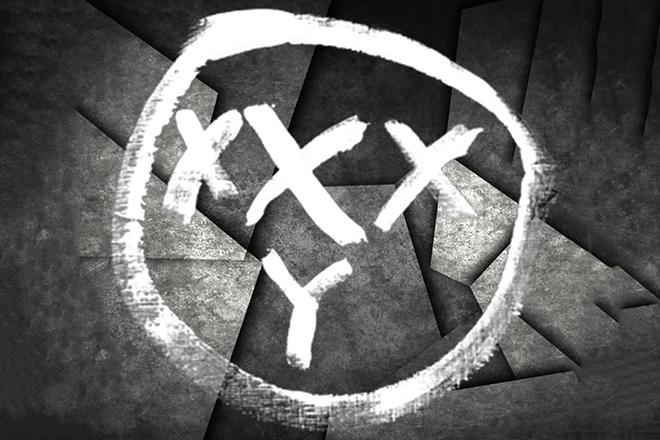 Логотип Оксимирона