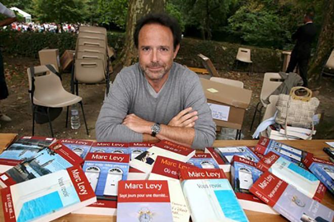 Марк Леви и его книги