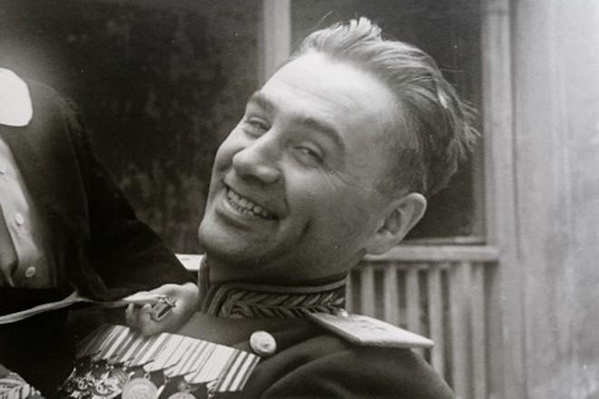 Генерал Павел Судоплатов