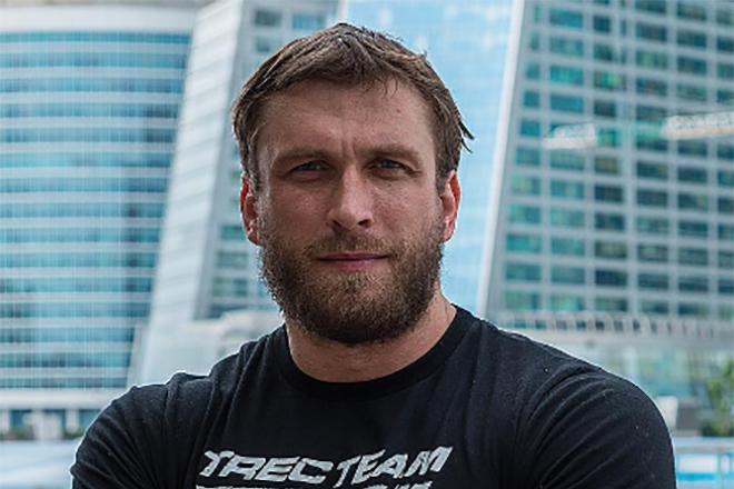 Дмитрий Клоков в 2017 году