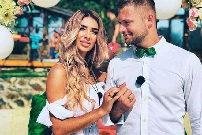 Татьяна Мусульбес и Виктор Литвинов в 2018 году