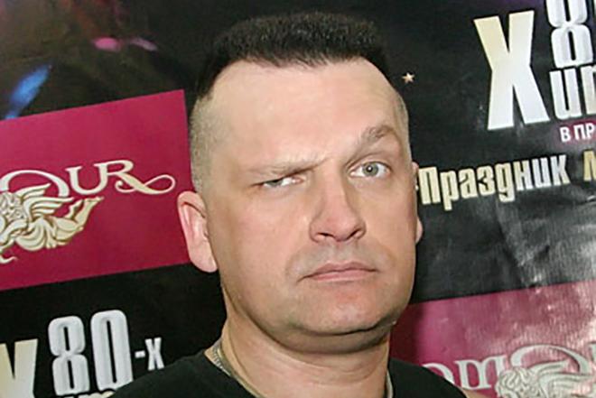 Сергей Лемох в 2017 году