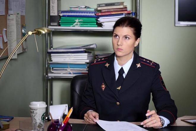 Марьяна Спивак в фильме