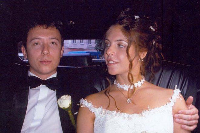 Анна Нахапетова и Егор Симачев