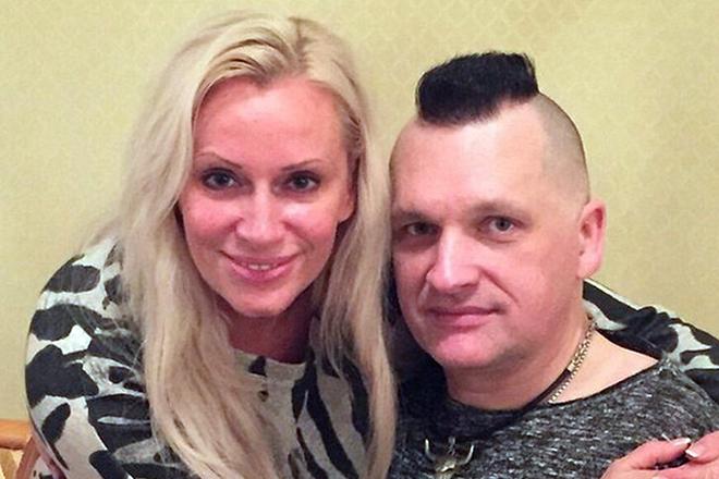 Сергей Лемох с Натальей Гулькиной