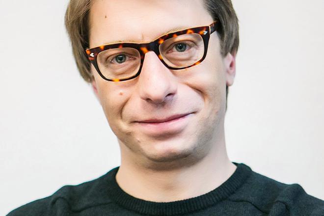 Журналист Михаил Зеленский