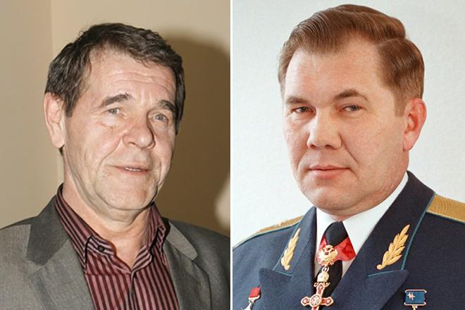 Алексей Булдаков и генерал Лебедь