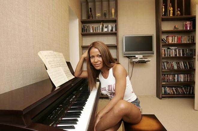 Певица Гайтана