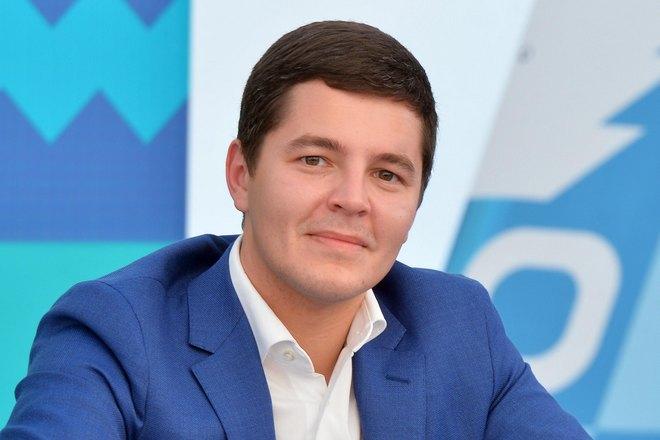 Дмитрий Артюхов в 2018 году