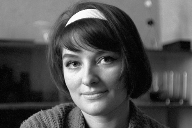 Елена Образцова на сцене