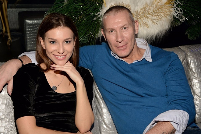 Игорь Жижикин и Олеся Ромашкина