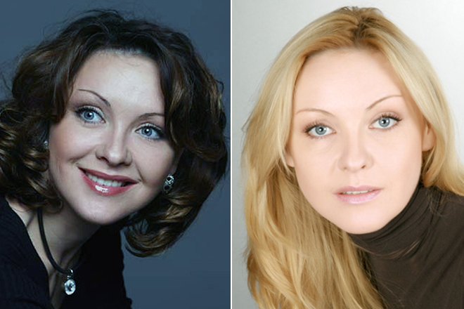 Актриса Ксения Энтелис