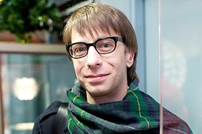 Телеведущий Михаил Зеленский