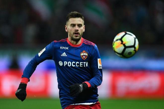 Георгий Щенников в 2018 году