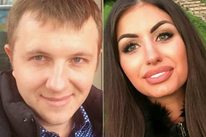 Илья Яббаров и Элина Ковальская
