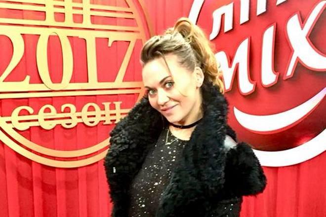 Анна Саливанчук в шоу «Лига Смеха»
