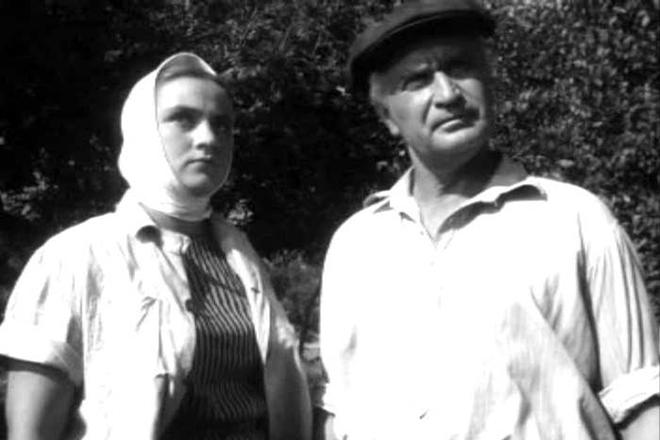 Николай Гриценко и Ирина Бунина