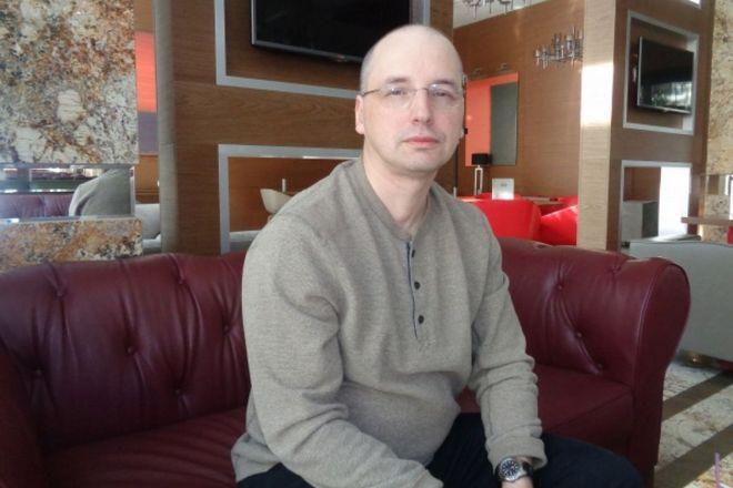 Ник Перумов в 2018 году