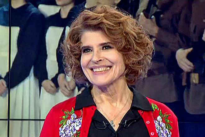 Фанни Ардан в 2017 году