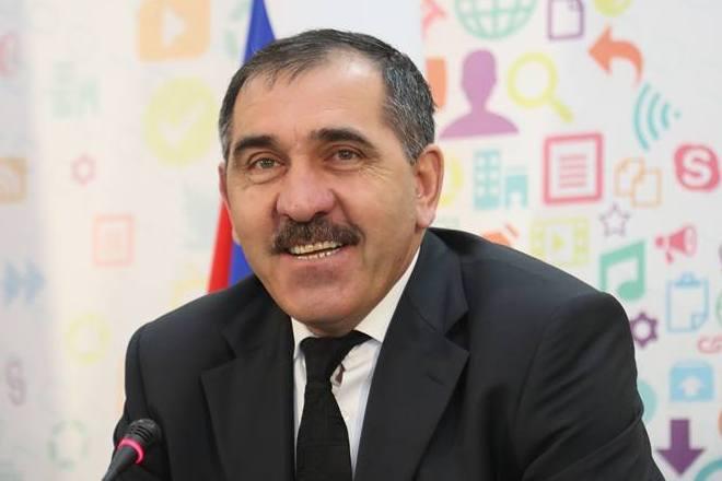 Юнус-бек Евкуров в 2018 году