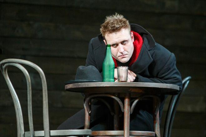 Николай Шрайбер в театре