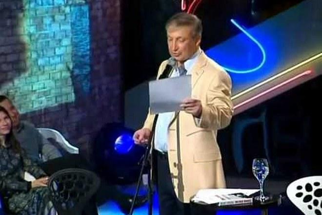 Семен Альтов в программе «100 причин для смеха»