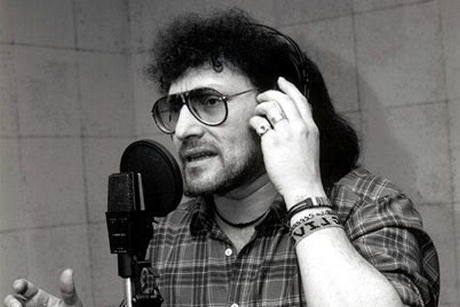 Певец Николай Арутюнов